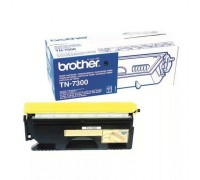 Черный картридж Brother TN-7300 для принтерa Brother HL-1650/ 1670N/ 1850/ 1870N/ MFC-8020/ 8420/ 8820D