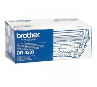 Барабан Brother DR-3200 для принтера Brother HL-5340D/ HL-5350DN/ HL-5370DW/ DCP-8085/ DCP-8070/ MFC-8370/ MFC-8880