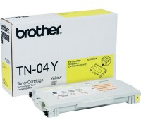 Тонер-картридж Brother TN-04Y для принтера Brother HL-2700/ MFC-9420CN желтый