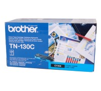 Тонер-картридж Brother TN-130C для принтера Brother HL-4040CN/ HL-4050CDN/ DCP-9040CN/ MFC-9440CN голубой
