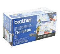 Тонер-картридж Brother TN-135BK для принтера Brother HL-4040CN/ HL-4050CDN/ DCP-9040CN/ MFC-9440CN черный