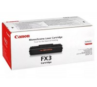 Картридж Canon FX-3 черный для факса Canon L200/ L250/ L300/ MP/ L90