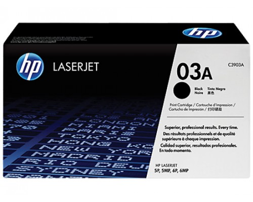 Картридж HP C3903A для принтера Hewlett Packard LaserJet 5P/ 5MP/ 6P/ 6M