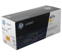 Картридж HP CE342A желтый для принтера HP Color LaserJet Enterprise 700 MFP M775/ M775dn/ M775f/ M775z/ M775z+ (651A)