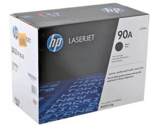 Картридж  HP CE390A для принтера Hewlett Packard LaserJet M4555MFP/ Interprise 600 M601/ 602/ 603