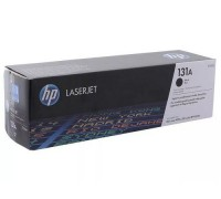 Картридж HP CF210A черный для принтера Hewlett Packard LaserJet Pro 200 color Printer M251/ M276 (№131A)