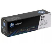 Картридж HP CF210X черный для принтера Hewlett Packard LaserJet Pro 200 color Printer M251/ M276 (№131Х)