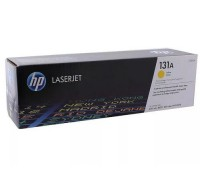 Картридж HP CF212A желтый для принтера Hewlett Packard LaserJet Pro 200 color Printer M251/ M276 (№131A)