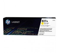 Картридж HP CF302A желтый для принтера HP Color LaserJet Enterprise flow M880z/ M880z+ (827A)