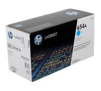 Картридж HP CF331A голубой для принтера HP Color LaserJet Enterprise M651/ M651dn/ M651n/ M651xh (654A)
