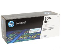 Картридж HP CF360A черный для принтера HP Color LaserJet Enterprise M552dn/  M553dn/ M553n/ M553x (508A)