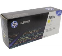 Картридж HP Q2672A желтый для принтера HP Color LaserJet 3500