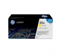 Картридж HP Q2682A желтый для принтера HP Color LaserJet 3700