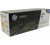 Картридж HP Q3961A голубой для принтера HP Color LaserJet 2550/ 2820/ 2840