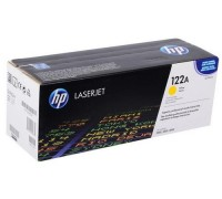 Картридж HP Q3962A желтый для принтера HP Color LaserJet 2550/ 2820/ 2840