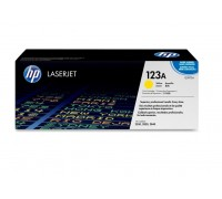 Картридж HP Q3972A желтый для принтера HP Color LaserJet 2550
