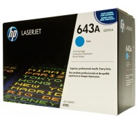 Картридж HP Q5951A голубой для принтера HP Color LaserJet 4700