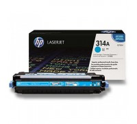 Картридж HP Q7561A голубой для принтера HP Color LaserJet 3000