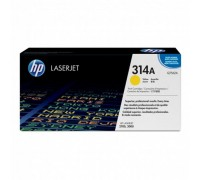 Картридж HP Q7562A желтый для принтера HP Color LaserJet 3000