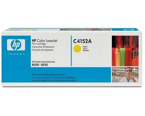 Картридж HP C4152A желтый для принтера HP Color LaserJet 8500/ 8550
