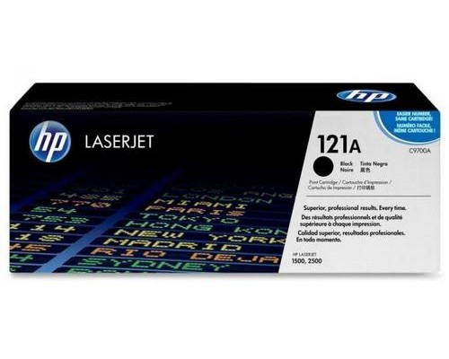 Картридж HP C9700A черный для принтера HP Color LaserJet 2500