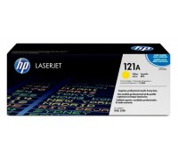 Картридж HP C9702A желтый для принтера HP Color LaserJet 2500