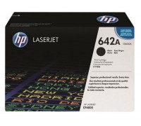 Картридж HP CB400A черный для принтера HP Color LaserJet CP4005