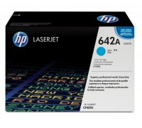 Картридж HP CB401A голубой для принтера HP Color LaserJet CP4005