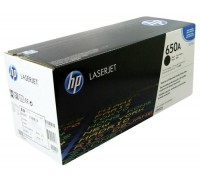 Картридж HP CE270A черный для HP Color LaserJet CP5520