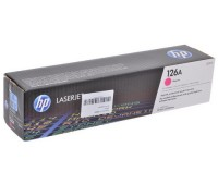 Картридж HP CE313A пурпурный для HP Color LaserJet CP1025 (№126A)