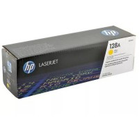 Картридж HP CE322A желтый для HP Color LaserJet PRO CP1525N/ CP1525NW (№128A)