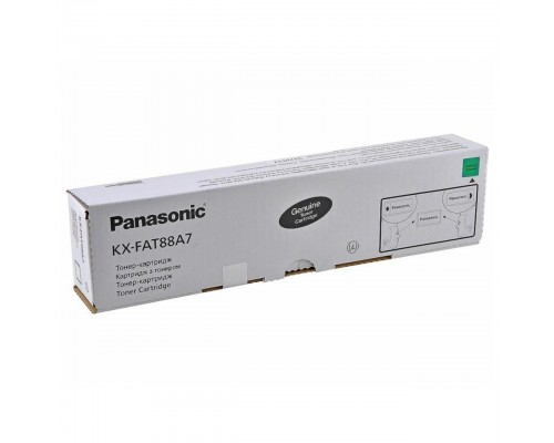 Тонер-картридж Panasonic KX-FAT88A
