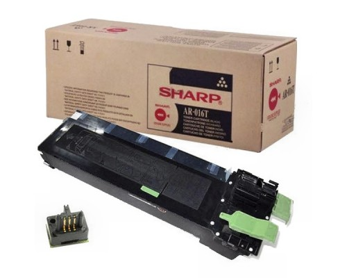 Тонер-картридж Sharp AR016LT для Sharp AR5015/ 5120/ 5316